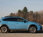 2019 Subaru Crosstrek Ratings Red Road Test