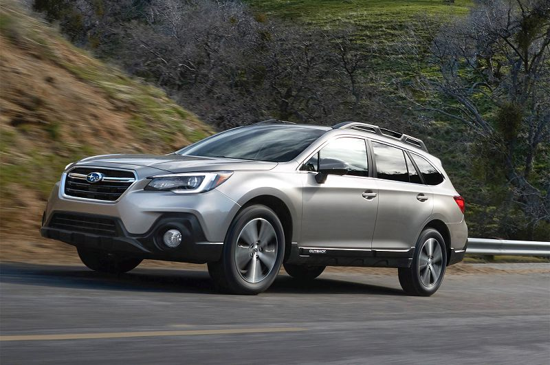 2019 Subaru Outback Colors Price Accessories