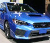 2019 Subaru Wrx Owners Manual New Models