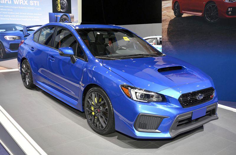 2019 Subaru Wrx Premium Limited Price