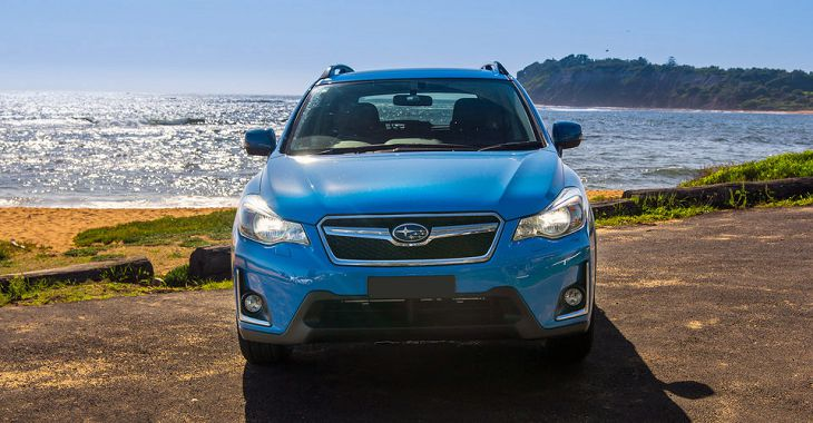 2019 Subaru Xv Review 2016 Manual Silver