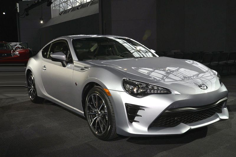 2019 Toyota 86 Interior Subaru Brz Vs Lease
