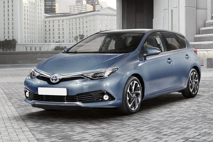 2019 Toyota Auris Spare Wheel Reliability Touring
