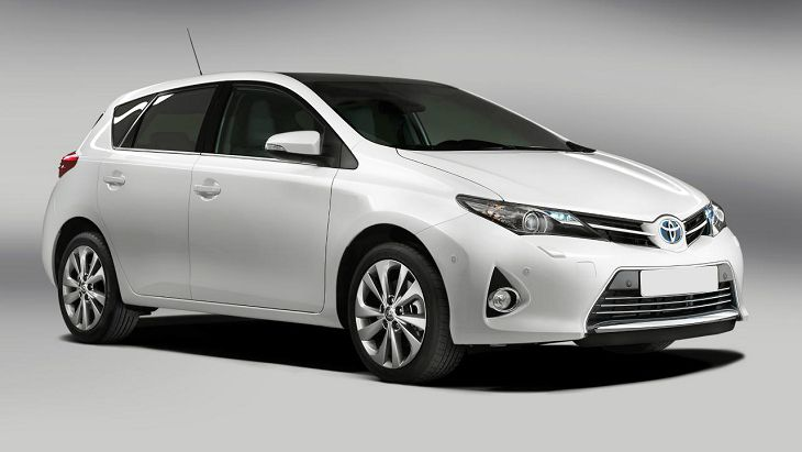 2019 Toyota Auris Sr180 Size Seat Covers
