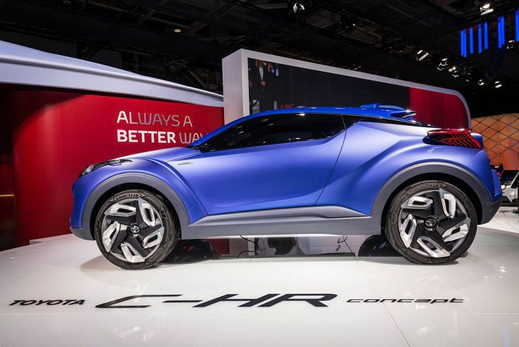 2019 Toyota Chr Hybrid Review Range Specs