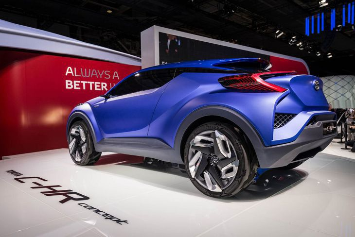 2019 Toyota Chr Hybrid Vs Turbo Yorum Youtube