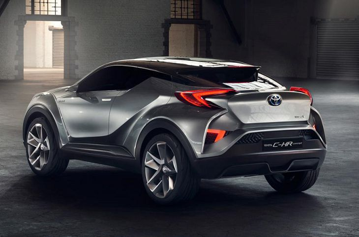 2019 Toyota Chr Awd Gas Mileage For Sale