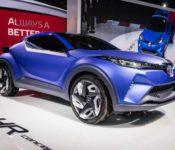 2019 Toyota Chr Length Lease Mpg