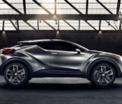 2019 Toyota Chr Suv Towing Capacity Vin