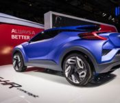 2019 Toyota Chr White Weight Xle Premium