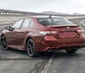 2019 Toyota Camry Xse For Sale Features Gray