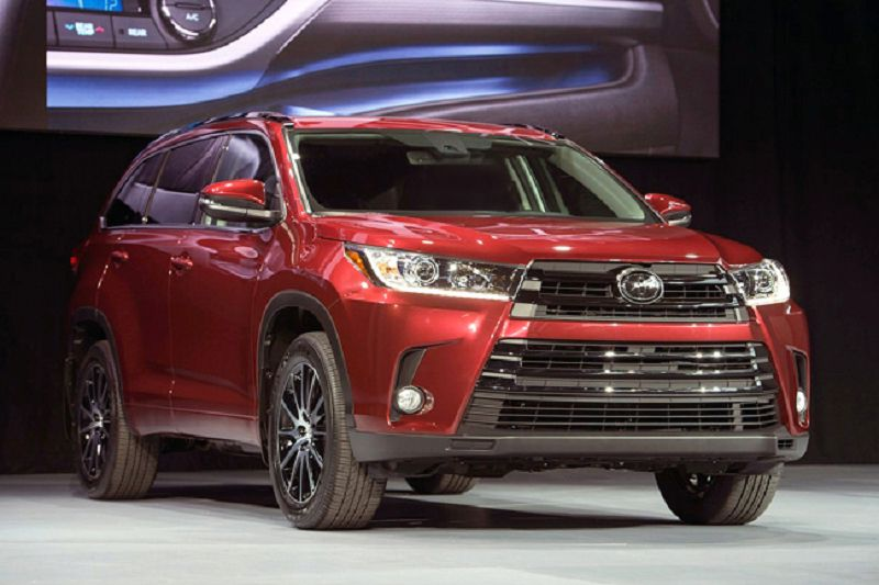 2019 Toyota Highlander Dimensions Exterior Colors For Sale