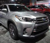 2019 Toyota Highlander Photos Preview Review