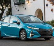 2019 Toyota Prius V Four Touring Interior