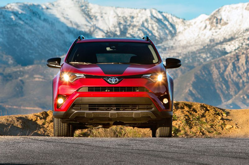 2019 Toyota Rav4 Limited Adventure Price Brochure