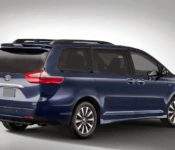2019 Toyota Sienna Hybrid Specs News
