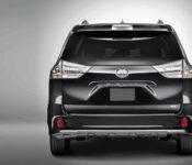 2019 Toyota Sienna Se Awd Towing Capacity Van