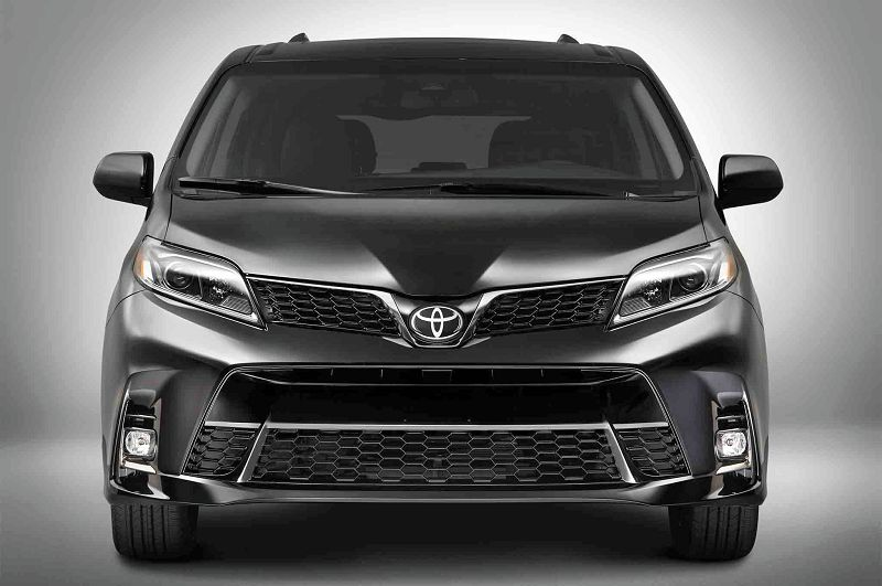 2019 Toyota Sienna Se Msrp Safety Features