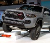 2019 Toyota Tacoma Brochure Cement Color Options