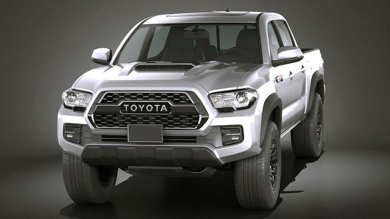 2019 Toyota Tacoma Crew Cab Trd Off Road Pro Price