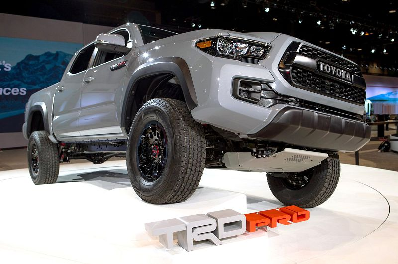 2019 Toyota Tacoma Price Changes Colors