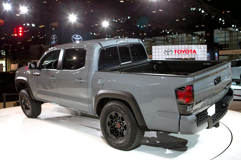 2019 Toyota Tacoma Release Date Diesel Trd Sport - spirotours.com
