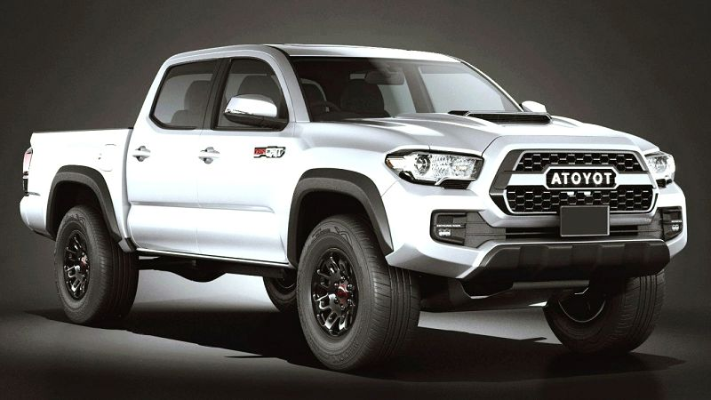 tacoma toyota trd sport sr5 pro diesel release specs updates engine date spirotours cab