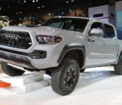 2019 Toyota Tacoma Trd Pro Redesign Spy Photos