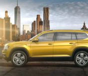 2019 Volkswagen Atlas Cargo Space Interior Pictures For Sale