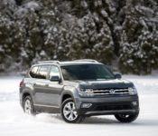 2019 Volkswagen Atlas Colors Test Drive R Line
