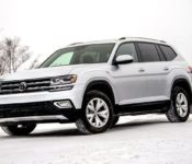 2019 Volkswagen Atlas Cost Towing Capacity Engine