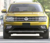 2019 Volkswagen Atlas Forum Fuel Economy Suv