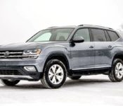2019 Volkswagen Atlas Inventory Images Trim Levels