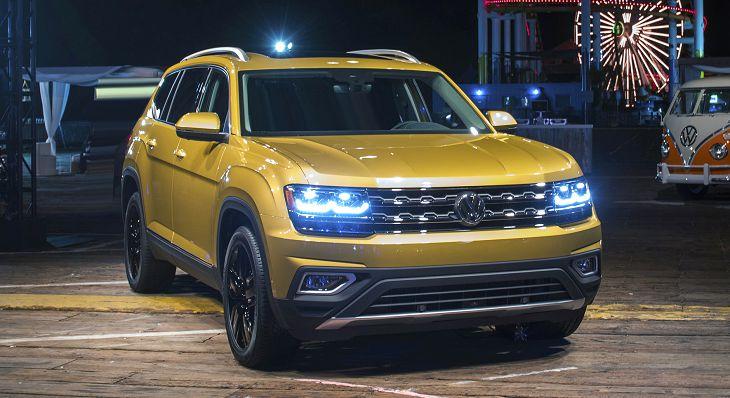 2019 Volkswagen Atlas Price Review Specs