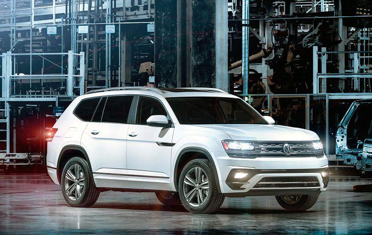 2019 Volkswagen Atlas Sel Premium Release Horsepower