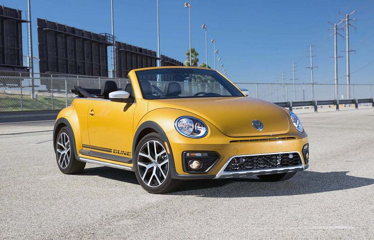 2019 Volkswagen Beetle Used Convertible For Sale