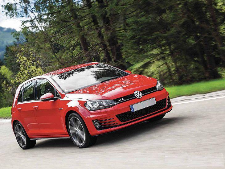 2019 Volkswagen Golf Tdi Sportwagen Sel Se