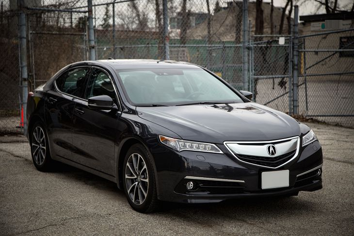 2019 Acura Tlx Models Performance Pics