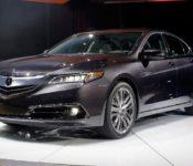 2019 Acura Tlx Sport Rims Red Interior
