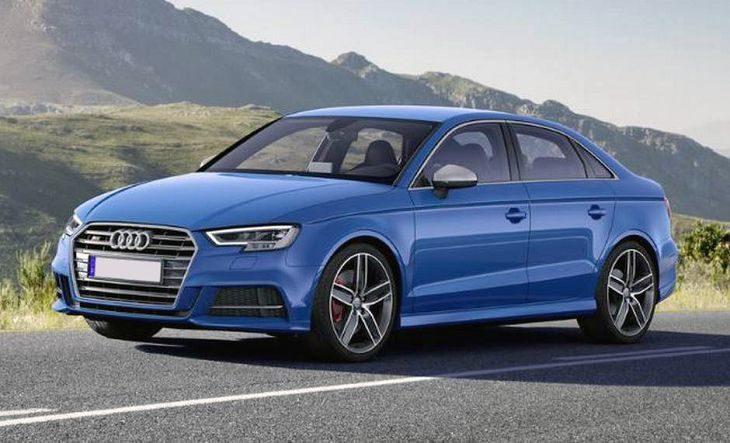2019 Audi A3 Cabriolet 2.0 L Technik Package Cabriolet Review Changes