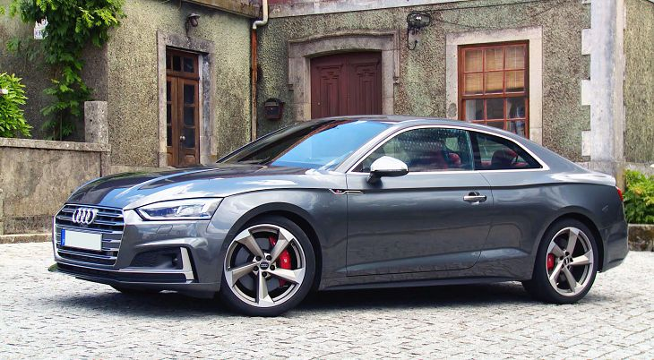 2019 Audi Rs5 For Sale Exhaust Engine