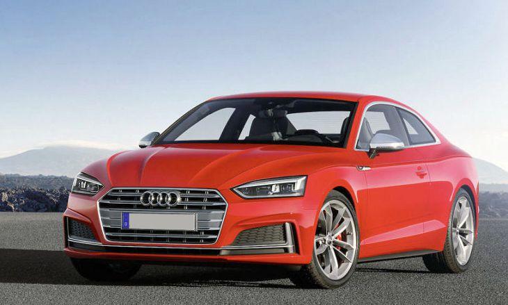 2019 Audi Rs5 Horsepower Grill Green