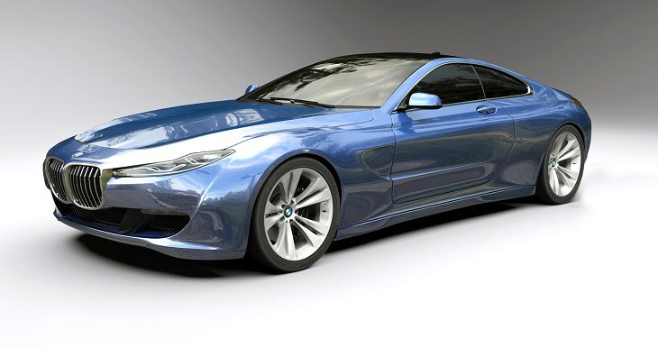 2019 Bmw 8 Series Pictures Sedan Old Model
