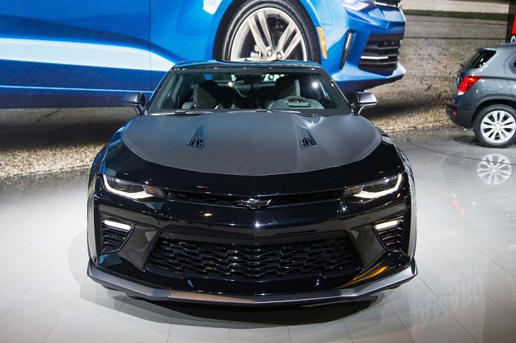 2019 Chevrolet Camaro Zl1 Lsa 6 2 At Lease