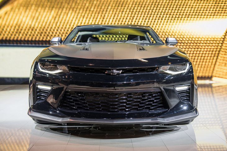 2019 Chevrolet Camaro Zl1 Yellow World Nurburgring Msrp