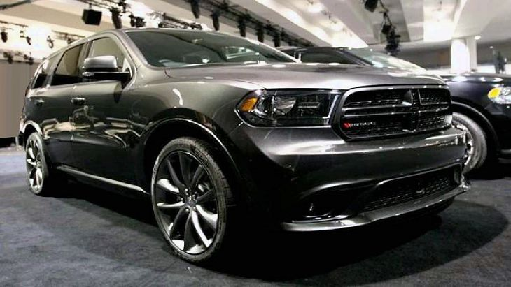 2019 Dodge Durango Citadel Rt Interior Mpg