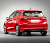 2019 Ford Fiesta Colors Bilder Automatic