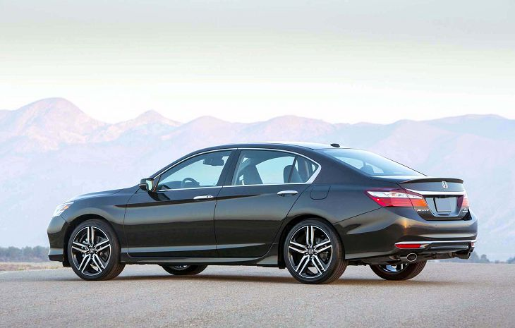 2019 Honda Accord Photos V6 Coupe Plug In Hybrid
