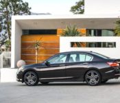 2019 Honda Accord Spy Shots Horsepower Hybrid Touring