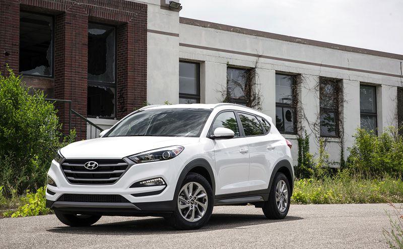 2019 Hyundai Tucson Mpg Tire Pressure Models